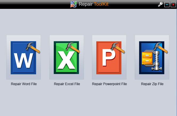 file Repair Toolkit