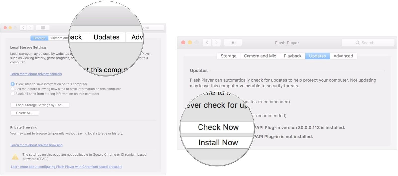 flash-update-mac-check