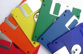 Recuperar dados de disquete