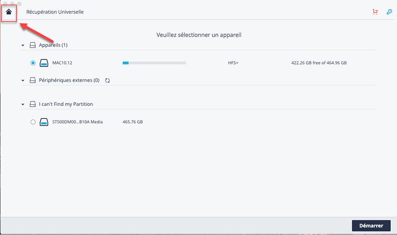 récupérer des fichiers écrasés sur Mac
