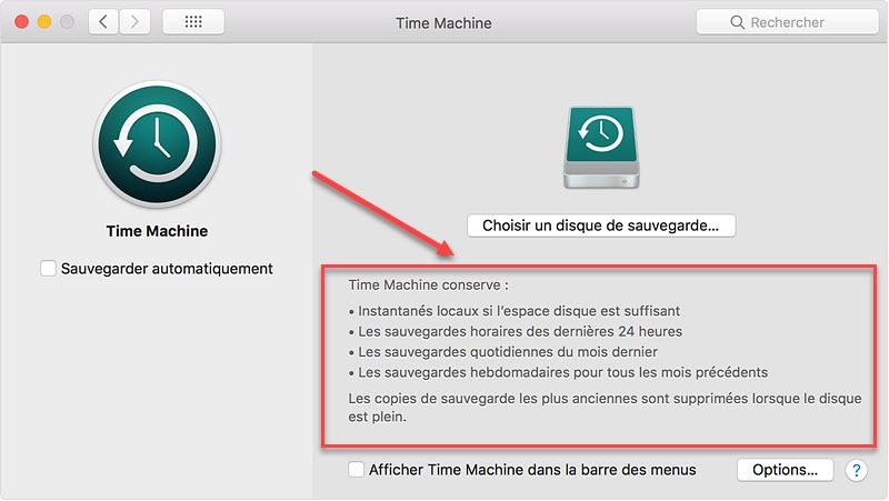 réinitialiser son Mac aux paramètres d'usine