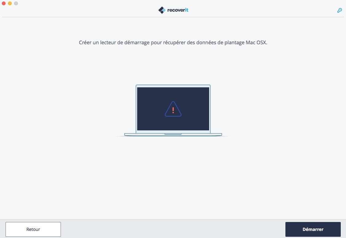 créer un lecteur bootable sur mac