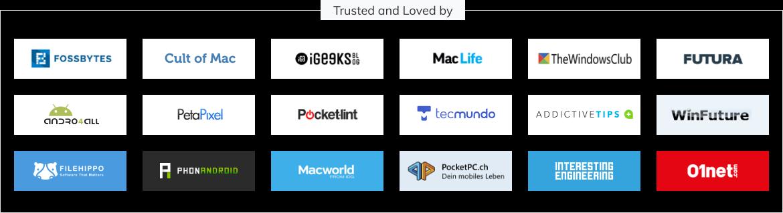 Recoverit on Trustpilot