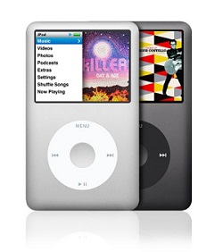 Recuperar músicas excluídas do ipod classic