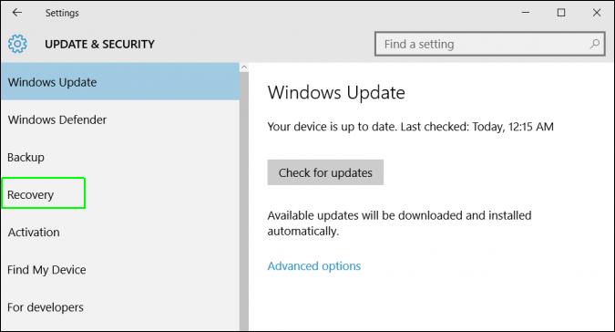 come risolvere errore di volume unmountable boot in windows 10
