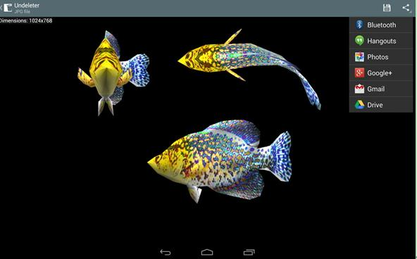 5 android app per aiutarti a recuperare i file eliminati