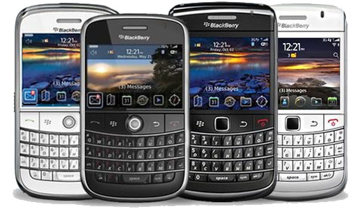 recupero di foto dagli smartphone blackberry