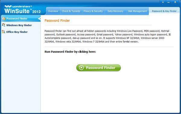 scoprire password yahoo