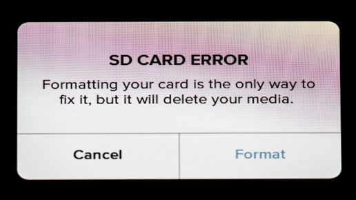 How to Recover Data after Formatting SD Card