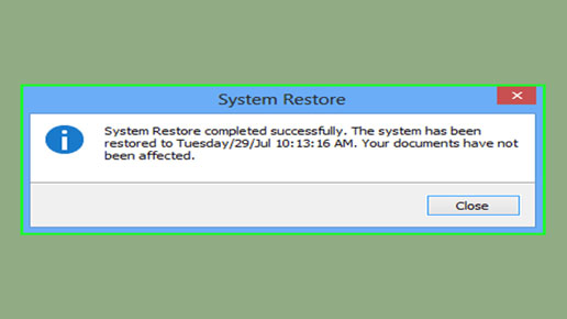 How to Recover Lost Files after System Restore