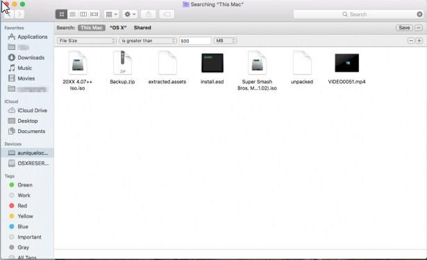 search-big-files