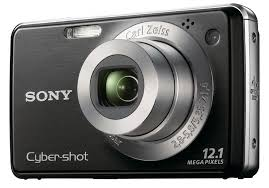 recover deleted photos from Sony Cybershot camera