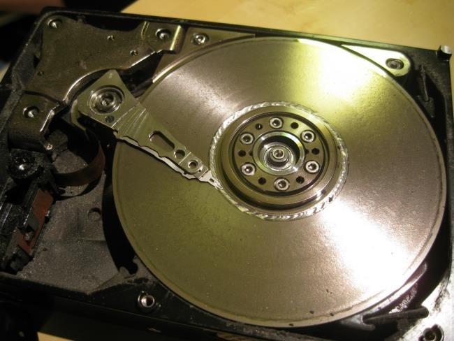 secteur défectueux du disque dur