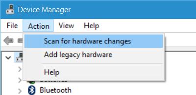 ne peut pas connecter à Internet dans Windows 10