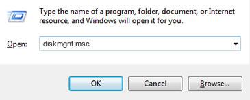étape 1 Partition de démarrage dans Windows 8