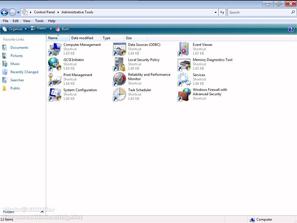 Étape 3 Partition de démarrage dans Windows
