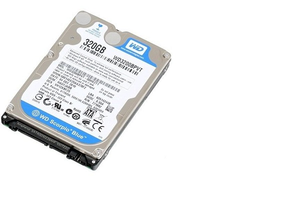 disque dur pour ordinateur portable - Western Digital