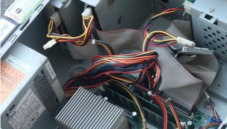 réparer une défaillance du disque dur étape 5