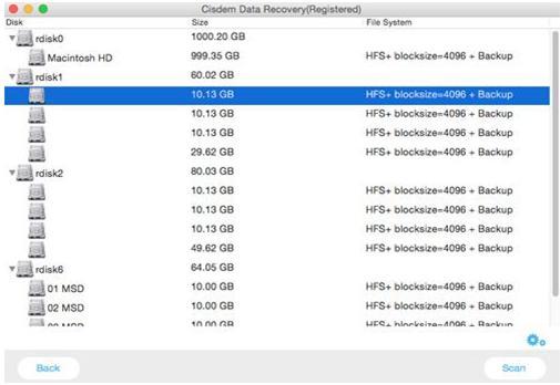 outil de récupération de disque dur Mac 02