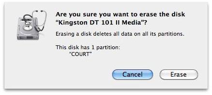 Memoria USB No Reconocida 7