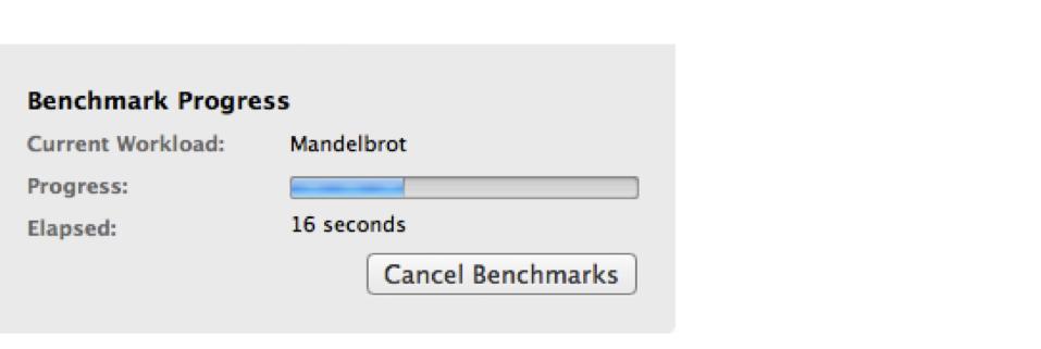 Geekbench Speed Test for Mac Hard Drive